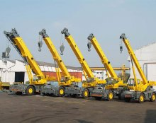 Mobil Vinçler (5-20 ton)
